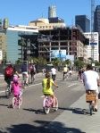 ciclavie girls in pink