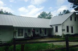 Vermont Cleo's house