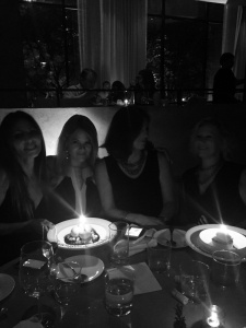 Birthday 2015 girls in the dark